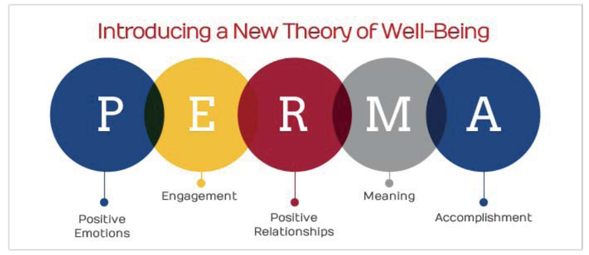 Introducing a new theory of well-being